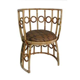 Ito Kish Barrel Chair by Oggetti