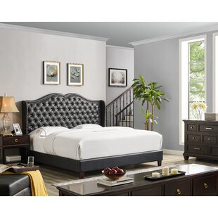 Abrego Upholstered Platform Bed