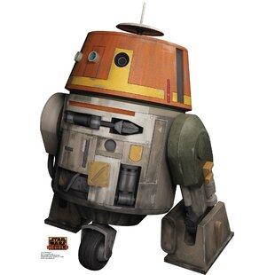 Star Wars Rebels Chopper Cardboard Standup By Advanced Graphics