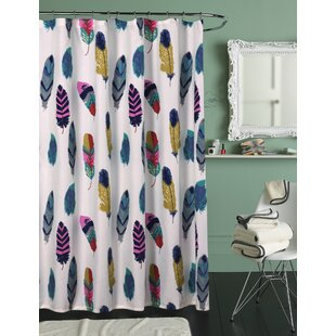 Guerra Single Shower Curtain by Mistana Great price