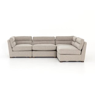 Seal 4-Piece Sectional