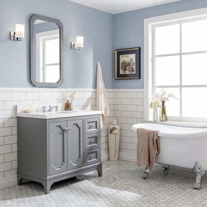 Alcott Hill Kylan 36 Single Bathroom