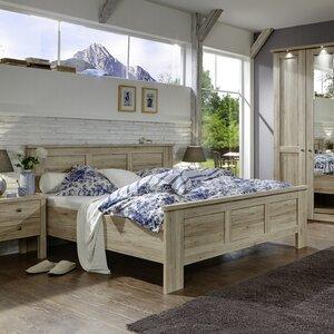 Bett Bergamo, 180 × 200 cm von Wiemann