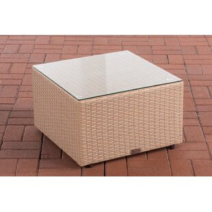 Review Ingerson Rattan Coffee Table