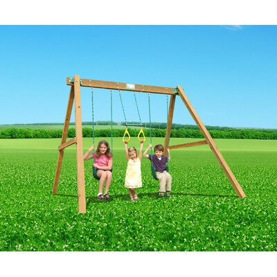 Classic Swing Beam Swing Set Creative Playthings