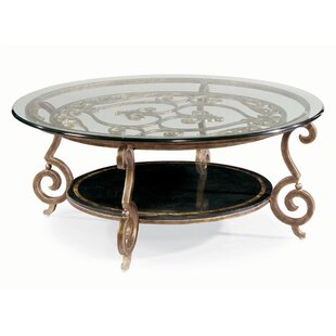 Zambrano Coffee Table by Bernhardt