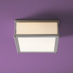 Modulo 2-Lights Flush Mount
