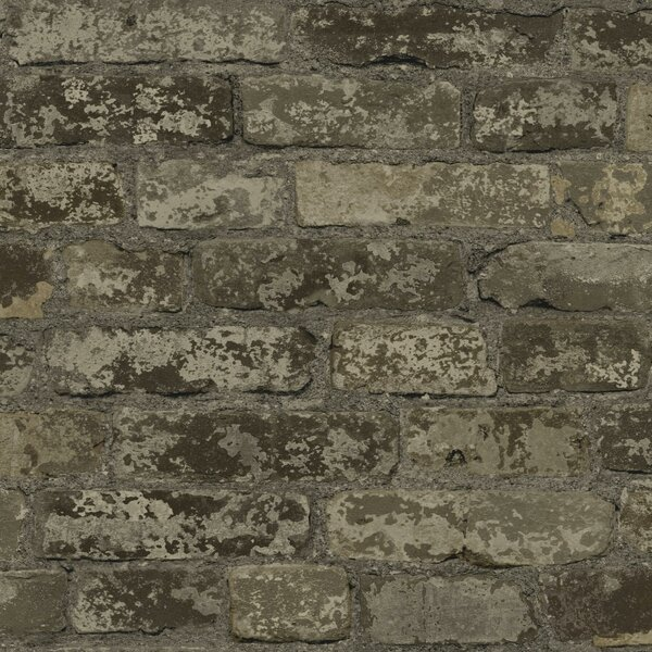 Best Brick Wallpaper Ideas, Vintage Brick Wallpaper, Worn out Rustic Brick Wallpaper