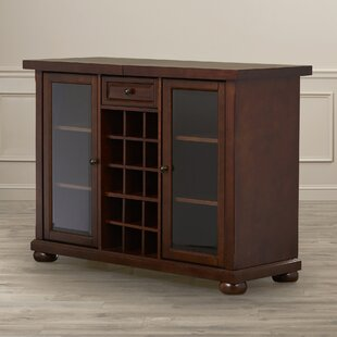 Pottstown Bar Cabinet with Wine Storage