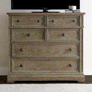 Stanley Furniture Wethersfield Estate 6 Drawer Media Chest