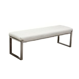 Knox Upholstered Bedroom Bench by Diamond Sofa
