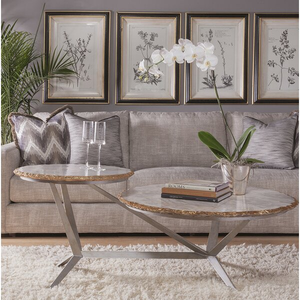 Admirable Signature Designs Tiered Coffee Table Ocoug Best Dining Table And Chair Ideas Images Ocougorg