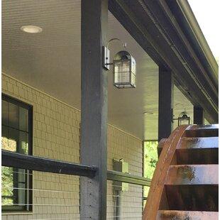 Xzavier 1-Light Outdoor Wall Lantern