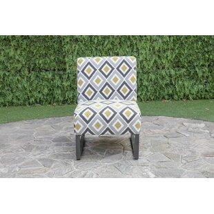 Wrought Studio Barthel Slipper Chair