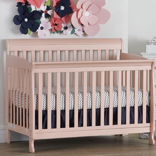 Find for Riley 4-in-1 Convertible Crib BySuite Bebe