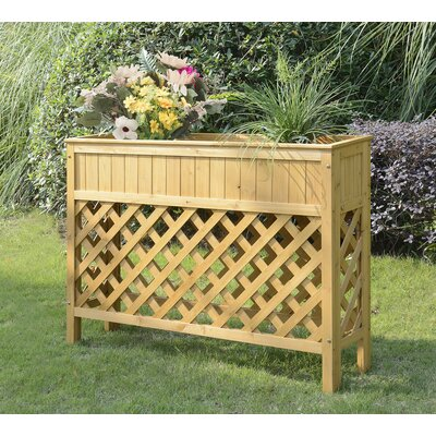 Prime Convenience Concepts Patio Fir Wood Raised Garden Finish Ibusinesslaw Wood Chair Design Ideas Ibusinesslaworg