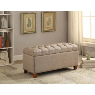 Daye Upholstered Storage Bench by Darby Home Co