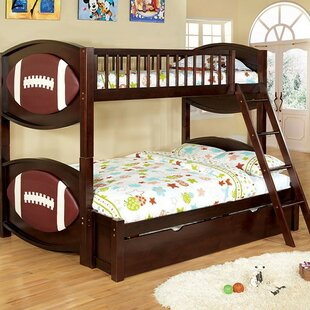 Affordable Price Fargo Twin over Full Bunk Bed by Harriet Bee Reviews (2019) & Buyer's Guide