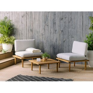 Bulwell 2 Seater Conversation Set By Sol 72 Outdoor