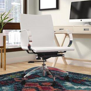 Wade Logan Stan Mid-Back Desk Chair