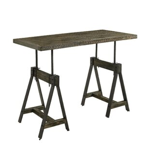 Peralez Height Adjustable Desk by Union Rustic Best #1