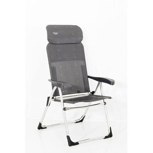 Reia Reclining/Folding Beach Chair By Sol 72 Outdoor