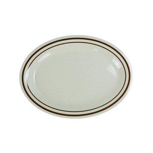 Handy Deep Oval Melamine Platter (Set of 12)