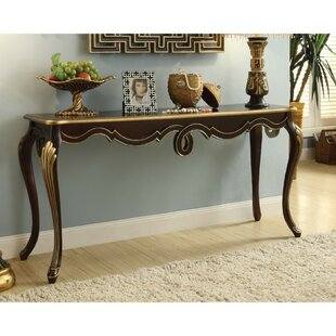 Turnbull Wooden Console Table