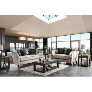 Affordable Price Meyer Configurable Living Room Set by Darby Home Co Reviews (2019) & Buyer's Guide