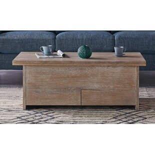 Mcgrew Coffee Table with Storage