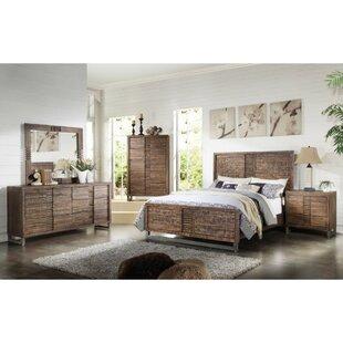 Kenworthy Queen Upholstered Panel Bed