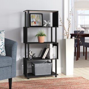 Inexpensive Desirae Etagere Bookcase By Ebern Designs