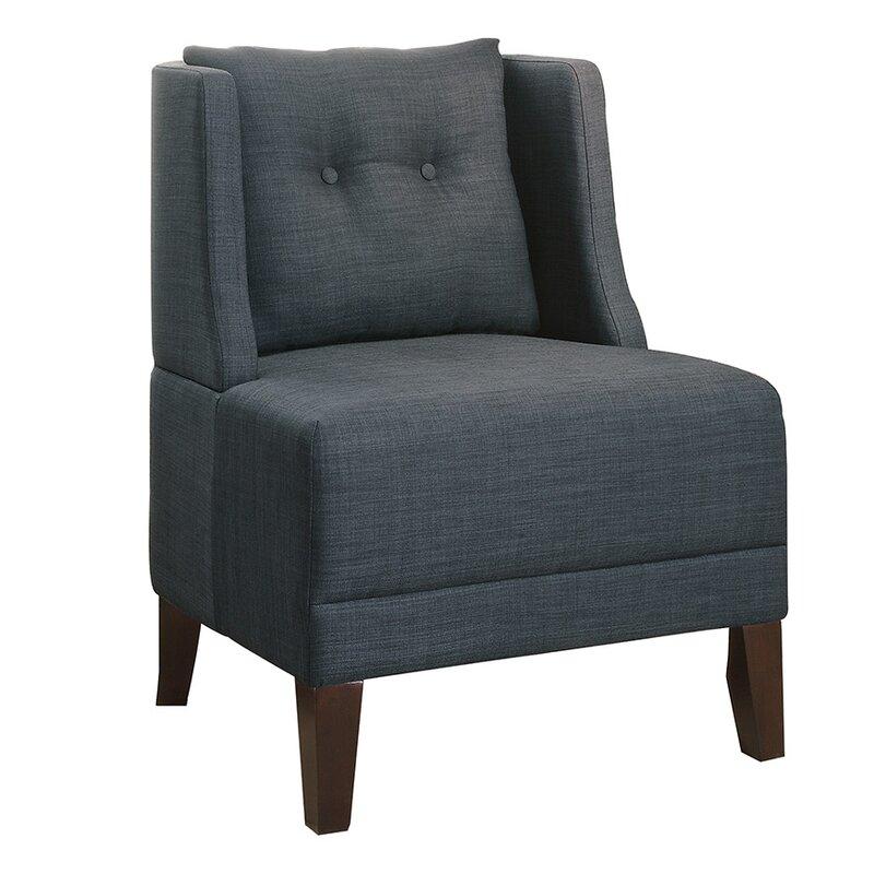 Bobkona Prissy Wingback Chair