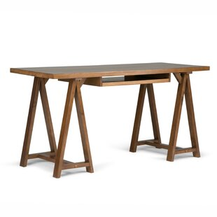 Ine Solid Wood Computer Desk by Birch Lane™ Heritage