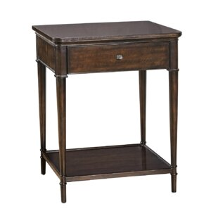 Cadence Zinnia 1 Drawer Nightstand by Fine Furniture Design
