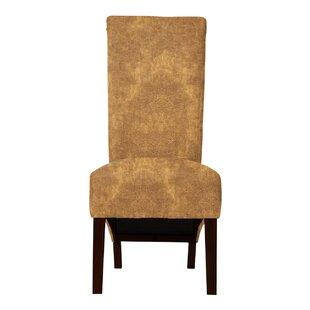Langley Street Ramon Upholstered Formal Side Chair (Set of 2)