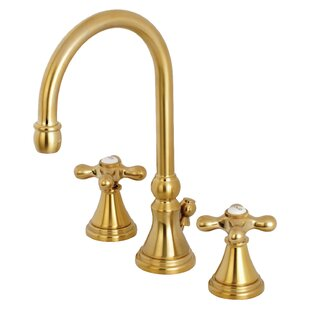 Best Choices Widespread Bathroom Faucet By Kingston Brass