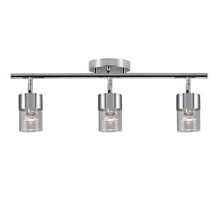 Chrome Track Lighting Kits You Ll Love In 2021 Wayfair