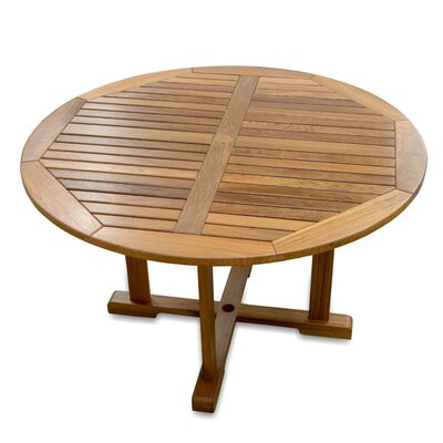 Teak Dining Table by Whitecap Teak Wonderful