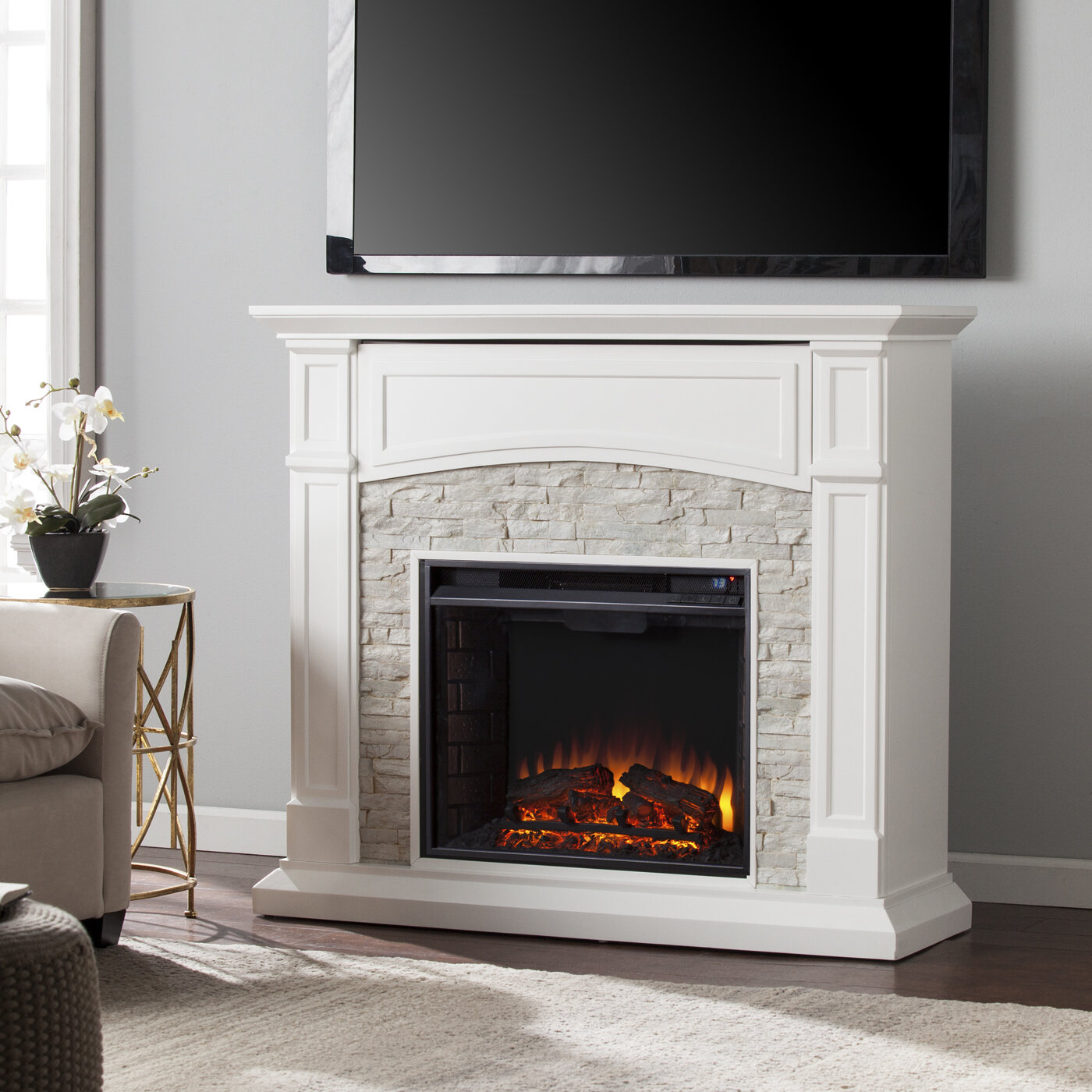 fire flames near designs me decoration gas wall propane white corner fireplace contemporary fires electric in fancy modern entertainment plug frameless canada center mantels amish ventless