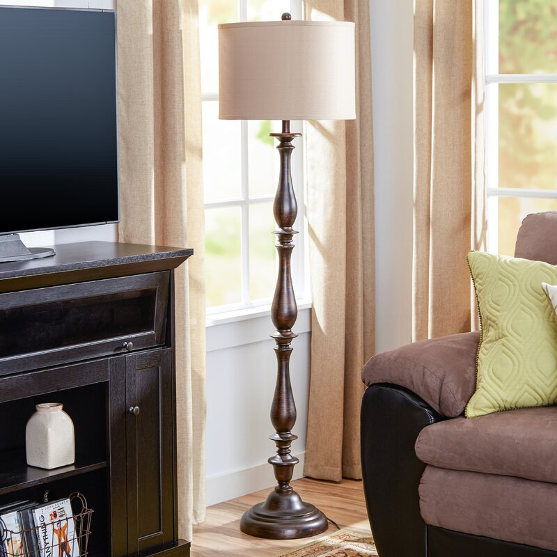 living room floor lamp. everett 61\ living room floor lamp u