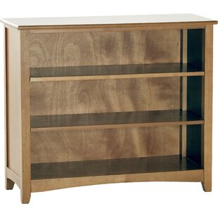Nickelsville Standard Bookcase by Three Posts