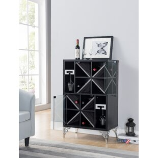 Tellis Wine Bar Cabinet by Mercer41