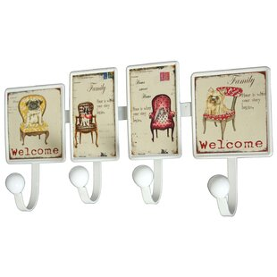 Doggy Wall Hook By Brambly Cottage