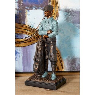 Lady Golfer Statue Wayfair Ca