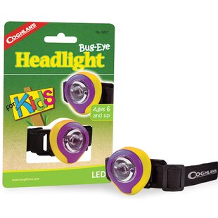 Coghlans Bug-Eye Headlight For Kids 237