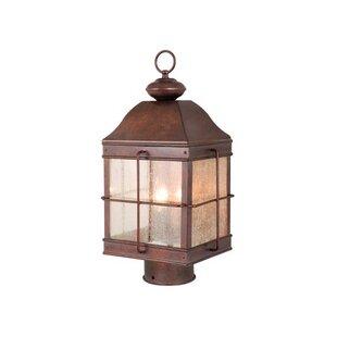 Breakwater Bay Downie Outdoor 3-Light Lantern Head
