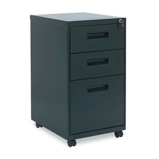 Alera� 3-Drawer Mobile Pedestal File