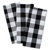 Black Kitchen Towels You\'ll Love in 2019 | Wayfair