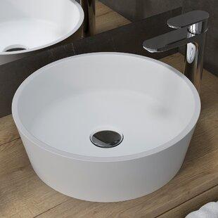 Natura™ Circular Vessel Bathroom Sink
